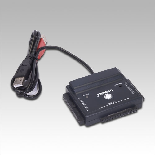 Coolmax IDE-SATA to USB Adapter